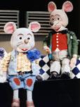 町のネズミといなかのネズミ